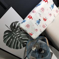 2018新款-乳胶枕系列(儿童乳胶枕) 27*45cm高度6cm 小象