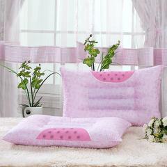 爆款决明子磁疗枕(12颗磁疗不带U型) 粉色44*71一只
