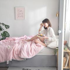 2019新款水洗棉印花夏被 150x200cm 安琪
