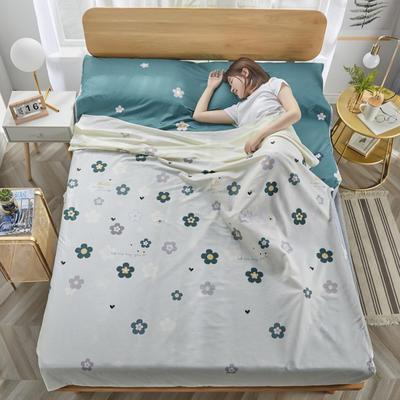 2020新款纯棉隔脏睡袋 米兰印象80*230cm