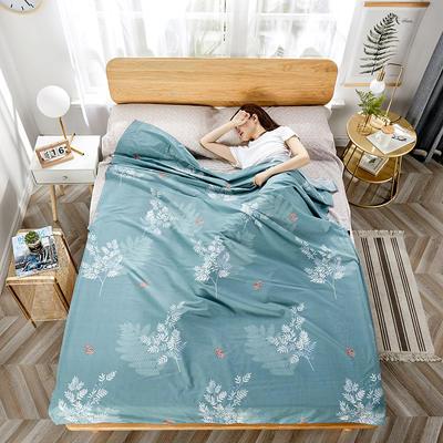 2020新款纯棉隔脏睡袋 挪威森林80*230cm