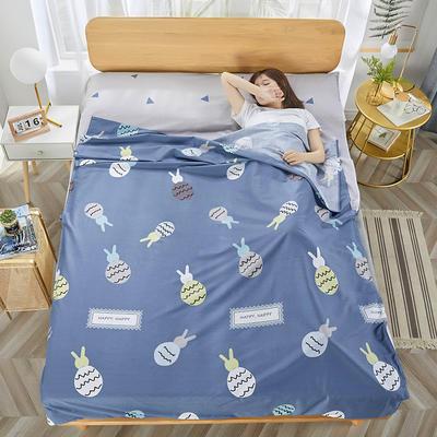 2020新款纯棉隔脏睡袋 小可爱80*230cm