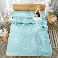 2020新款纯棉隔脏睡袋 豆蔻年华120*230cm