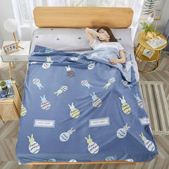 2020新款纯棉隔脏睡袋 小可爱200*230cm