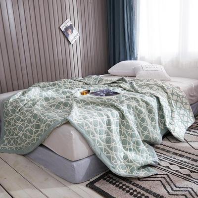209新款三层纱夏被盖毯 150x200cm 阿拉丁