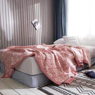 209新款三层纱夏被盖毯 150x200cm 满天星
