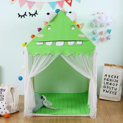 儿童帐篷儿童玩具屋分床神器小房子室内游戏乐园 125*95*140cm 小青蛙
