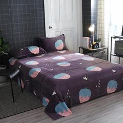 法莱绒毛毯 150*200cm 草莓派