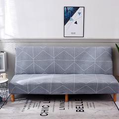 2018新款印花沙发床套系列 160—190cm 几何人生