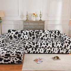 2018新款共鸣组合L型沙发套 抱枕套45*45 斑点