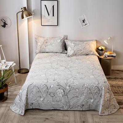 2021年新款-13372印花单床单 180cmx230cm 都市情调