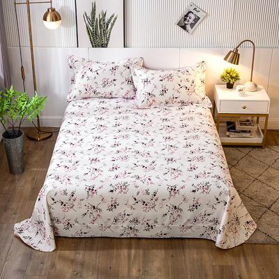 2021年新款-13372印花单床单 180cmx230cm 幸福之花