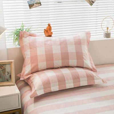 2019新款-全棉13372印花单品枕套 48cmX74cm/一只 甜甜的梦