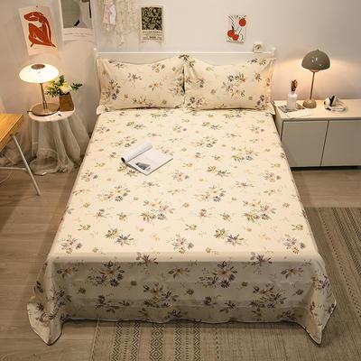 2021新款-13372全棉印花单床单 180x230cm 嘉年华