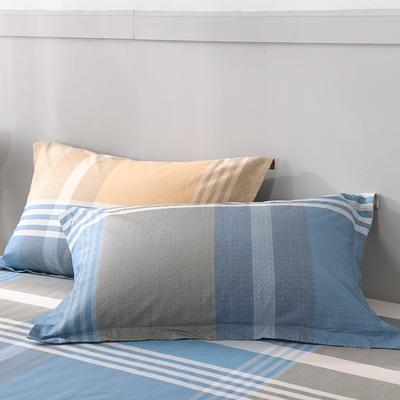 2021年新款-13372印花单枕套 48cmX74cm/对 布鲁赛尔枕套