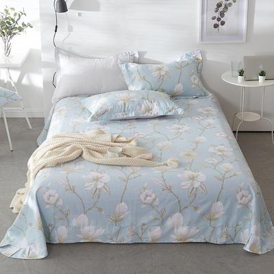 2021年新款-13372印花单床单 180cmx230cm 雅风床单