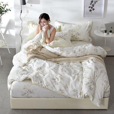 2021年新款-全棉13372印花四件套 床单款1.8被套加大四件套 沙琳四件套