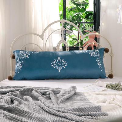 2018新款北欧简约风床头长靠背沙发榻榻米软包大靠垫双人可拆洗加长靠枕 50X90cm 极简主义