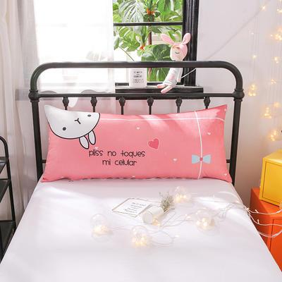 2018新款北欧卡通儿童靠枕单人床头靠垫抱枕可拆洗 50x110cm 小甜心