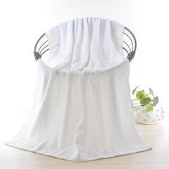 2018新款酒店白浴巾毛巾 酒店白浴巾70*140