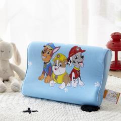幼儿园儿童系列卡通慢回弹记忆枕 包装/个无纺布手提袋 汪汪队-1
