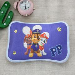 幼儿园儿童系列大版数码印花冰丝童枕 如需无纺布手提袋/个 3D汪汪队