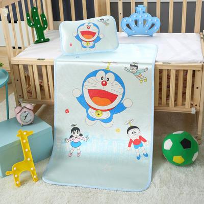 幼儿园儿童系列大版数码印花冰丝童席 如需无纺布手提袋/个 旅行家