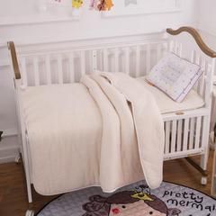 婴幼儿儿童棉花被 鱼鳞网机包边棉花被 盖被垫被 儿童六件套配套棉花被芯 其它 60*120cm/1.5斤垫被