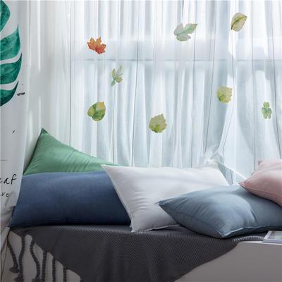 2018新款水洗棉枕芯 优雅白