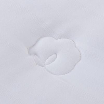 2019新款-天絲糯綿羊絨蛋白冬被 150*210cm(春秋被)3.93斤 白色