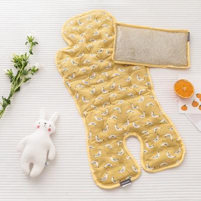2019新款婴儿冰珠垫 香蕉宝贝(垫子66*32)