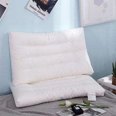 2018新款-纯棉绗缝枕芯(48*74cm) 纯棉绗缝枕芯