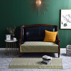 2019新款现代美式沙发垫-美式场景 70*70cm 盎然
