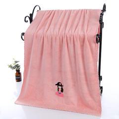 2018新款花边高密珊瑚暖绒浴巾 70×140cm 粉色> />           </a>         </div>                 <div class=