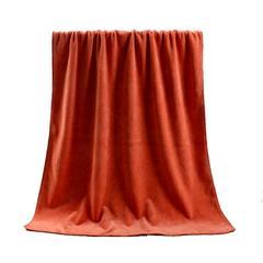 2018新款浴巾  70*140 棕色