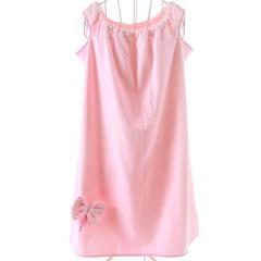 2018新款套头浴裙 80*135cm 粉色