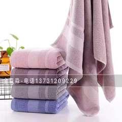2018新款针织毛巾浴巾方巾套巾 灰色毛巾34*74cm