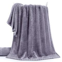 2018新款圆点浴巾 70*140cm 灰色> />           </a>         </div>                 <div class=