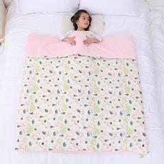 2018新款婴幼儿棉纱柔肤豆豆儿童被/儿童毯 150x200cm 150x200cm 单独毯子 独角兽