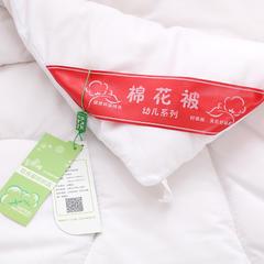 2018新款婴童高密磨毛包三件套布芯 110cm×140cm(3.5斤) 白色