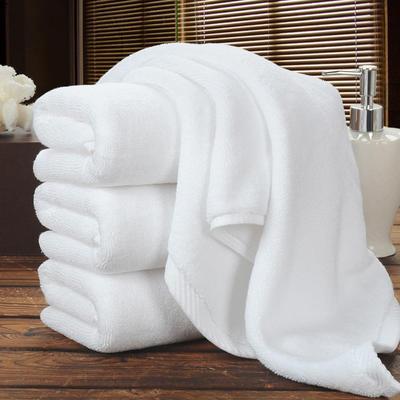 2018新款32股毛巾 白色34*74cm/150克