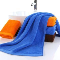 21股酒店毛巾   35*75cm 蓝色 150g