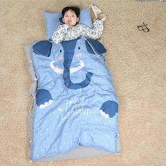 2018新款婴童卡通款睡袋 大象( 80*120cm)