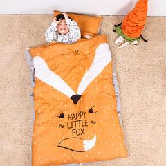 2018新款婴童卡通款睡袋 狐狸( 80*120cm)