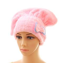 2019新款-浴帽 均码 粉色