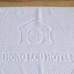2019新款-酒店提花地巾 50*80 菠萝纹 (2)