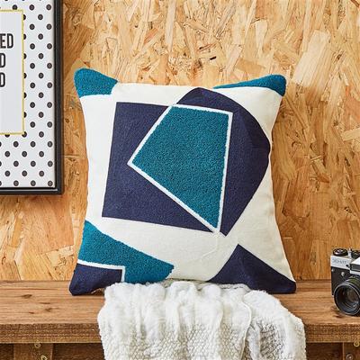 2020新款A273 复合毛巾绣 抱枕4 30*50cm腰枕套 复合绣-创意空间