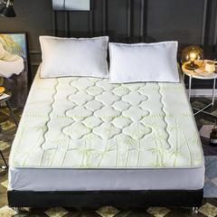 2018新款乳胶枕床垫 90*200cm 绿