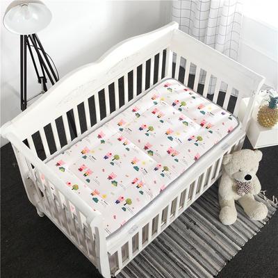 2019新款-全棉儿童床垫 56X100cm 可爱小猪