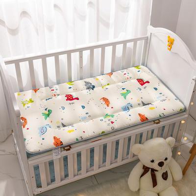 2019新款-全棉儿童床垫 56X100cm 小恐龙